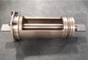 Precision Gear Setting Fixture Shaft