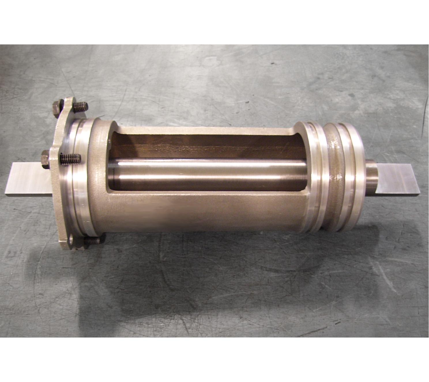 Precision Gear Setting Fixture Shaft